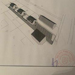 Pozemok na výstavbu 3 samostatných Rodinných domov Bratislava m.č. Vrakuňa ul. Ráztočná