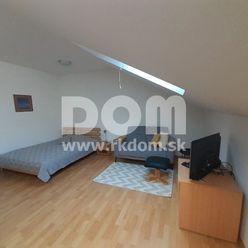 1 izbový apartmán v centre mesta Žilina na prenájom
