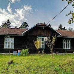 Prodané Celoročně obyvatelná chata anebo rodinný dům, okres Poprad