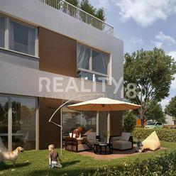 NA PREDAJ 3 izbový byt s vlastnou záhradou terasou REZIDENCIE KYNEK NITRA
