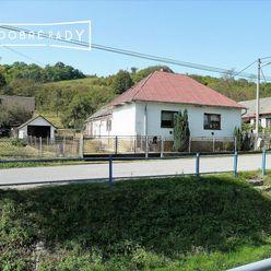 Predaj Rodinný dom s veľkým pozemkom, obec Prosačov, okr.Vranov,
