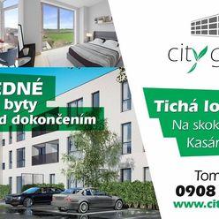 NOVOSTAVBA 3i byt s predzáhradkou CITY GARDENS ŠAMORÍN