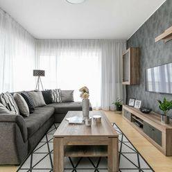 Nájom moderný 3 izbový byt,72 m2, Smaragdová ul, Jarovce, 2 x parking