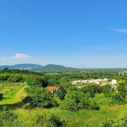 Exkluzívne PNORF – investičný pozemok, 7039 m², panoramatický výhľad, Devín