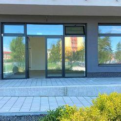 PRENAJATÉ vo SVITE - priestory 53 m2 - 8 km od POPRADU, v novostavbe polyfunkčného domu