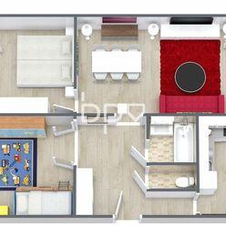 Ponúkame na predaj 3 izbový byt v Novom Meste nad Váhom