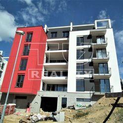 POSLEDNÉ! 3 izbové byty s terasou alebo balkónom, Horská ul., od 96 m2