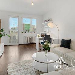 DELTA | 3 izbový byt s lodžiou, Sekurisova ul., Bratislava - Dúbravka