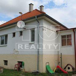 Na predaj rodinný dom v tichej časti Moravského Svätého Jána! 560 m2!