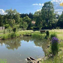 Predaj rodinného bungalovu v pokojnej lokalite obce Raková