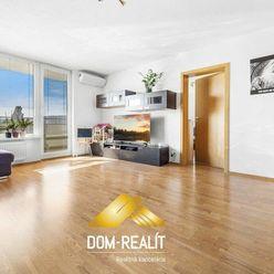 DOM-REALÍT ponúka veľký tehlový 2izbový byt s parkovacím státim v cene, Nová Rožňavská ul.