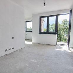 2 izbový apartmán holobyt s nádherným výhľadom na park a Sĺňavu