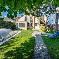 Predaj veľký 5 izbový RD s bazénom, 180 m2, Most pri Bratislave