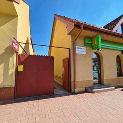 Prenájom kancelárskych a skladových priestorov v centre mesta Michalovce