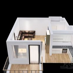 POZRITE  si pekný  1.izb byt v NOVOSTAVBE-  v projekte Dúbravy, na predaj.