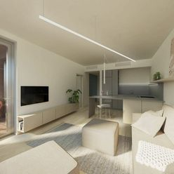 Dizajnový 2-izbový byt v projekte SKY PARK