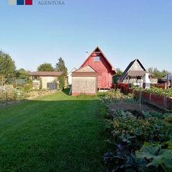 Krásna celoročná chatka a záhrada - Košúty