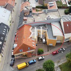 Kancelársko/servisná budova na podnikanie alebo bývanie  - ul. Janka Kráľa Nitra