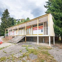 Na predaj budova, Rožňava, Ul. Kozmonautov