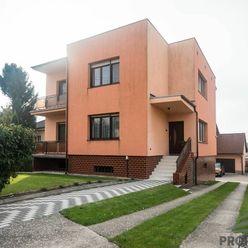 RD v Záhorskej Bystrici, dvojgeneračný, 6 izieb, úžitková plocha 250m2