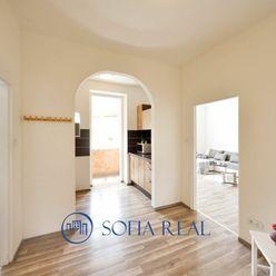 3D virtual; Tehlový 2-izbový byt, orientácia do vnútrobloku so zeleňou, širšie centrum mesta, Šancov