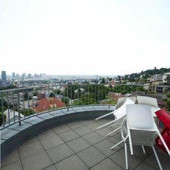 Prenájom krásny 4-izbový byt s terasou vo vile Na Kalvárii, panoramatický výhľad