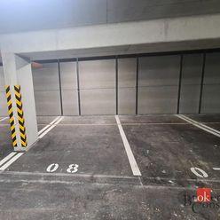 Na predaj podzemné garážové statia v modernom projekte Atrium
