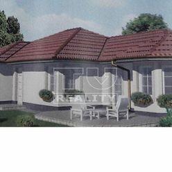 Výborná lokalita! Novostavba! 4 izbový rodinný dom, pivnica, terasa, 620m2, Nová Jelka okres Galanta