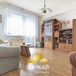 DOM-REALÍT ponúka zariadený 2izb. byt s balkónom v Petržalke