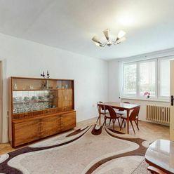 Predaj – 3 izbový byt, pôvodný stav s loggiou, Južná trieda
