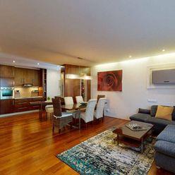 Directreal ponúka Veľkorysý byt s veľkým balkónom, šatníkom a klimatizáciou v tichej časti Ružinova