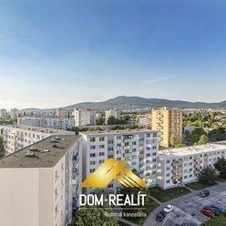 Dom-realít ponúka 2 izbový byt ul. Štiavnická v Nitre