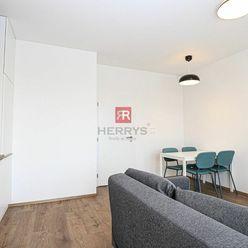 HERRYS - Na prenájom nový priestranný 2 izbový byt v novostavbe Galvaniho dvory