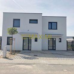 Na predaj 4-izb. rodinný dom s oplotením a parkovacími miestami v štandarde v Malackách
