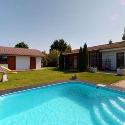 Prémiový rodinný dom s bazénom Miloslavov