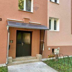 2 izbový byt na prenájom v Komárne