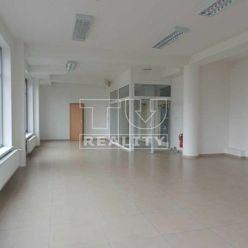 Prenájom nebytového priestoru v Banskej Bystrici, budova VICTORY, 88 m2
