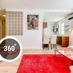 AXIS REAL:: 2-izbový byt v NOVOSTAVBE, BA II. PB, Kazanská ulica
