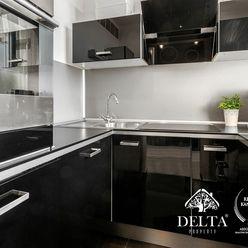 DELTA |Zariadený 2 izbový byt na prenájom v Bratislave