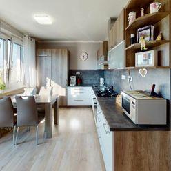Krásny nadštandardný 3 izbový byt v Trenčíne, Kožušnícka ulica, 89 m2