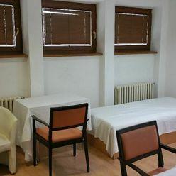 Prenájom nepriechodnej izby v centre Nitry pre 2 osby