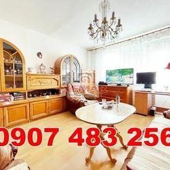 Na predaj VÝNIMOČNÝ 3i byt VNKS BB - Sásová