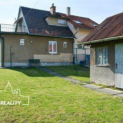 Ponúkame Vám na predaj 2,5 izbový rodinný dom, 315 m2, Handlová