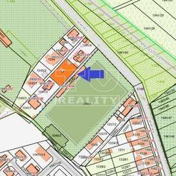 STAVEBNÝ POZEMOK - PREDAJ, Cajlanská ulica, Pezinok, 710 m2
