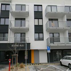 IMPREAL »»» Ružinov »» Kompletne zariadený 2-izbový byt s balkónom » novostavba JÉGEHO ALEJ » cena 4
