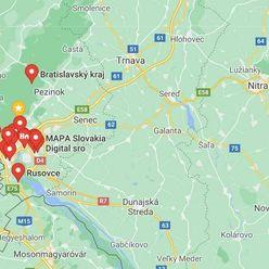 Kúpime dom, chalupu pri vode v okolí Bratislavy