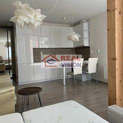 Prenájom 1 izbový byt komplet zariadený, novostavba Limba, Poprad, západ, balkón, od 1.6.