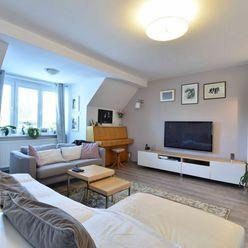 Prenájom 4 izbový byt Brnianska ulica, Horský park,130 m2, kompletne zariadený, terasa