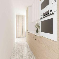 Dvojizbový byt | 60 m² | Pred rekonštrukciou | Tr. Andreja Hlinku