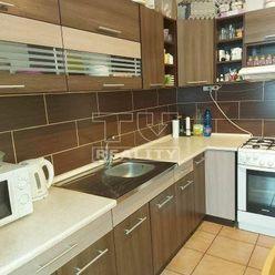 REZERVOVANÉ Na predaj pekný 3 izbový byt EXKLUZÍVNE v TUreality, Priekopa 70m2